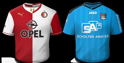 Feyenoord-NEC