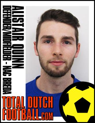 NAC Breda - Alistair Quinn