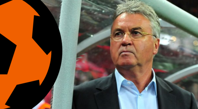 Hiddink signs two year deal with KNVB