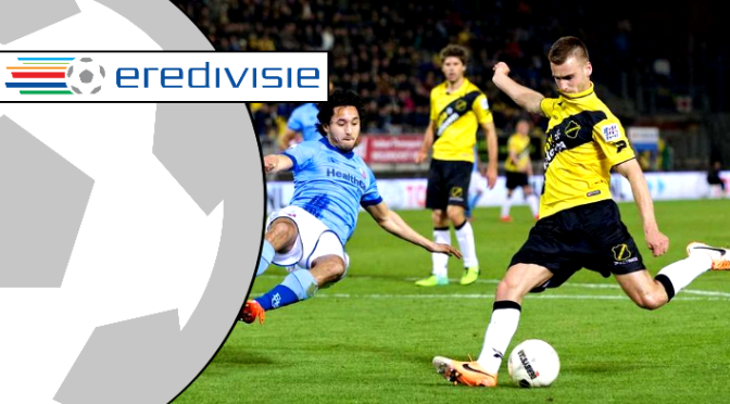 Week 30 Eredivisie Report: Late drama as NAC and Utrecht share points
