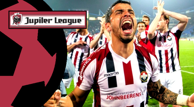 Week 34 Eerste Divisie Report: Willem II in pole position