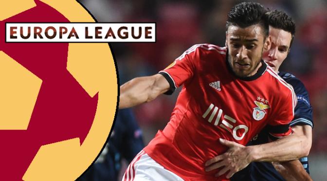 EUROPA LEAGUE REPORT: Benfica 2-0 AZ Alkmaar