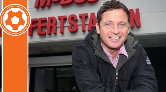INTERVIEW: Former Dunfermline & FC Twente striker Jack de Gier