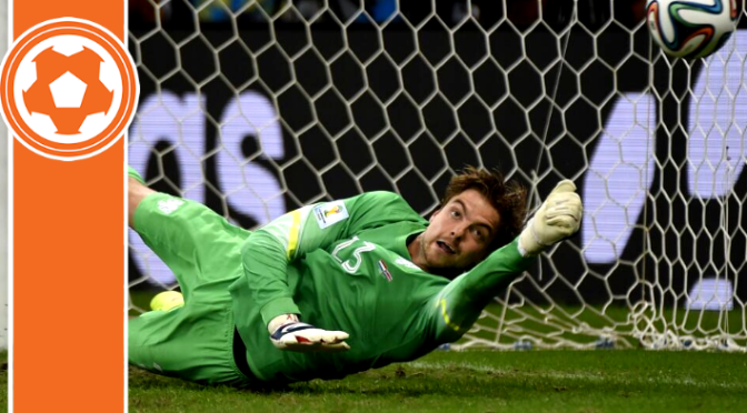 Van Gaal's gamble is Krul on Costa Rica