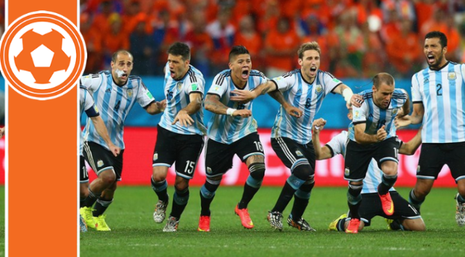Argentina progress as Dutch draw blanks in shootout