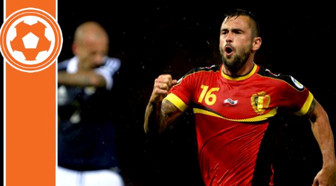 PSV interests Belgium hardman Steven Defour