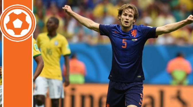 Van Gaal and the Dutch end on a high