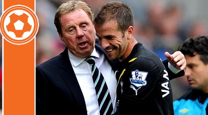 Redknapp keen as QPR look to Van der Vaart