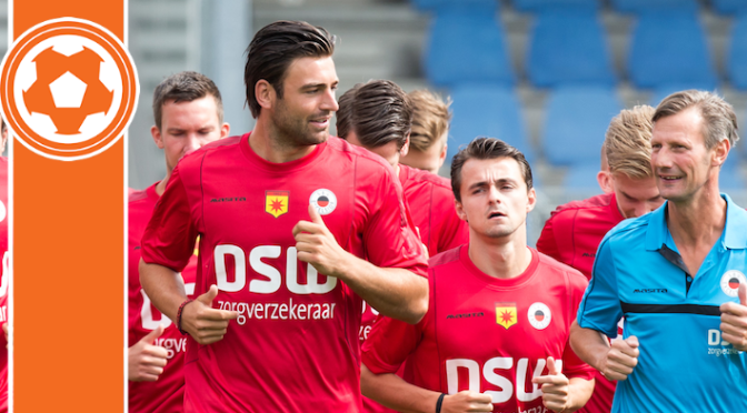 Who are the Eredivisie new boys?