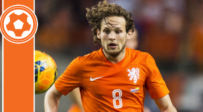 Daley Blind could be Man Utd's surprise signing