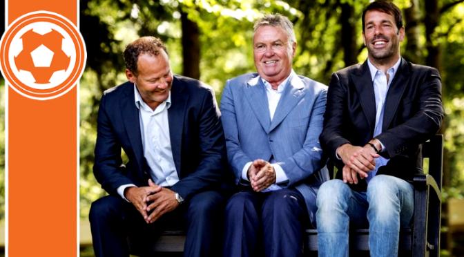 Hiddink returns as Oranje head coach