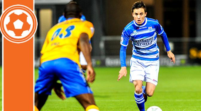 PLAYER SPOTLIGHT: Ryan Thomas – PEC Zwolle