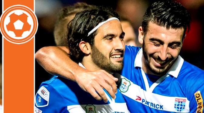 EREDIVISIE: PEC Zwolle 2-0 FC Utrecht