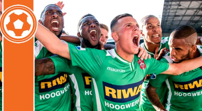 EREDIVISIE: Heerenveen 1-2 FC Dordrecht