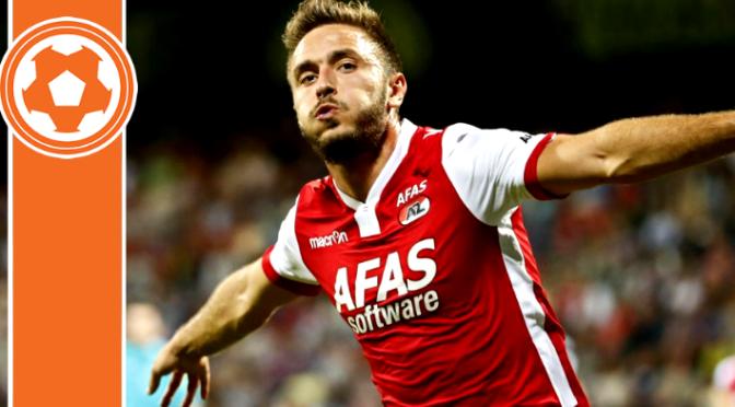 EREDIVISIE: Heracles 0-3 AZ Alkmaar