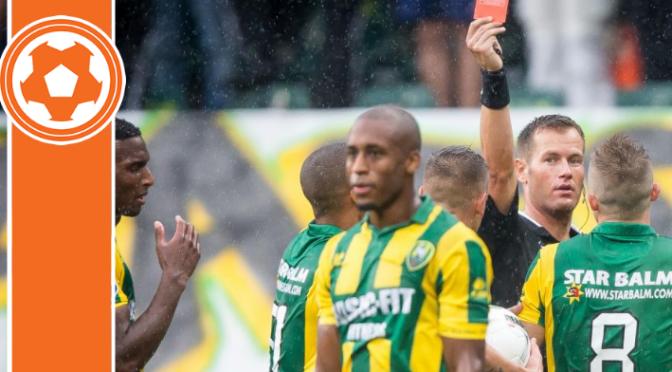 EREDIVISIE: ADO Den Haag 0-1 Feyenoord