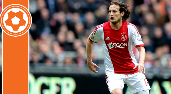 Daley Blind would consider move to Manchester United