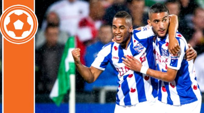 EREDIVISIE: Feyenoord 1-1 Heerenveen