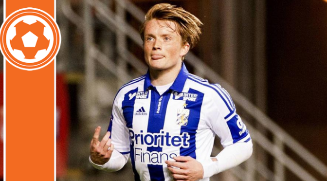 Heerenveen new boy ready to shine in the Eredivisie