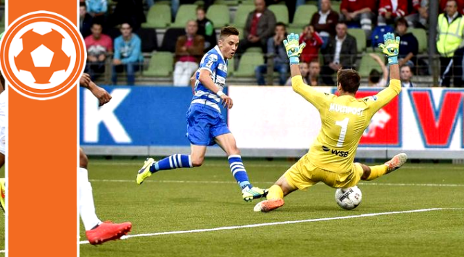 EREDIVISIE: FC Dordrecht 1-2 PEC Zwolle