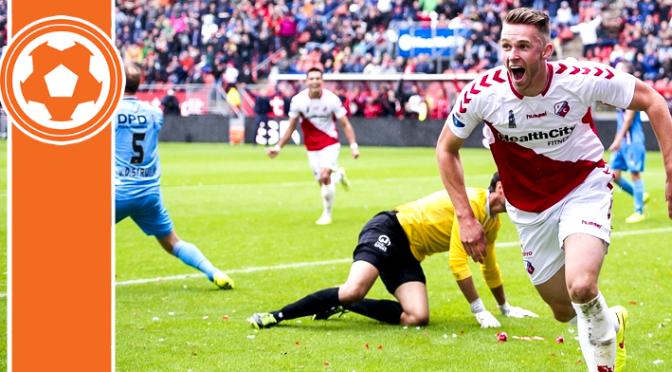 EREDIVISIE: FC Utrecht 2-1 Willem II