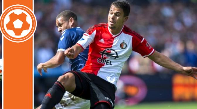 EREDIVISIE: Feyenoord 1-2 FC Utrecht