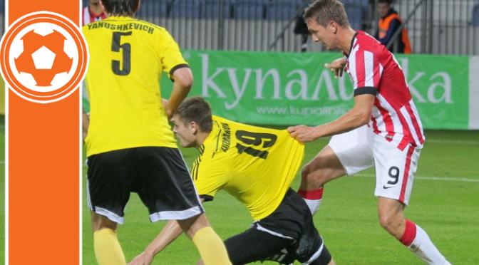 EUROPA LEAGUE: FC Shakhtyor Soligorsk 0-2 PSV