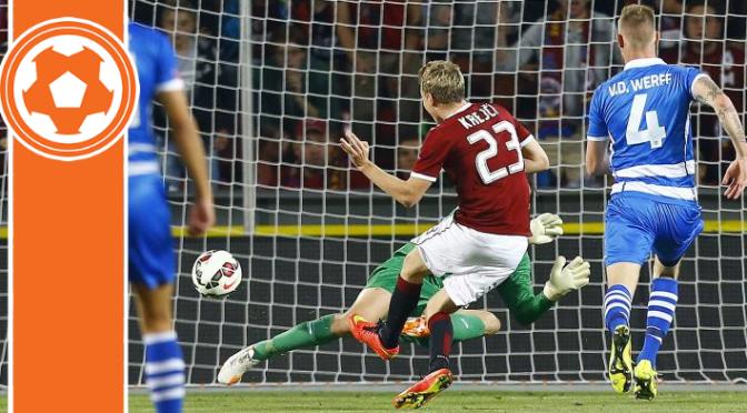 EUROPA LEAGUE: Sparta Prague 3-1 PEC Zwolle