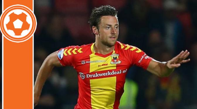 EREDIVISIE: Go Ahead Eagles 1-0 Willem II