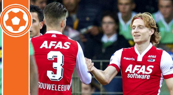 EREDIVISIE: FC Dordrecht 1-3 AZ Alkmaar