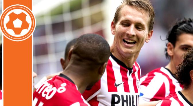 EREDIVISIE: PSV 2-0 Vitesse