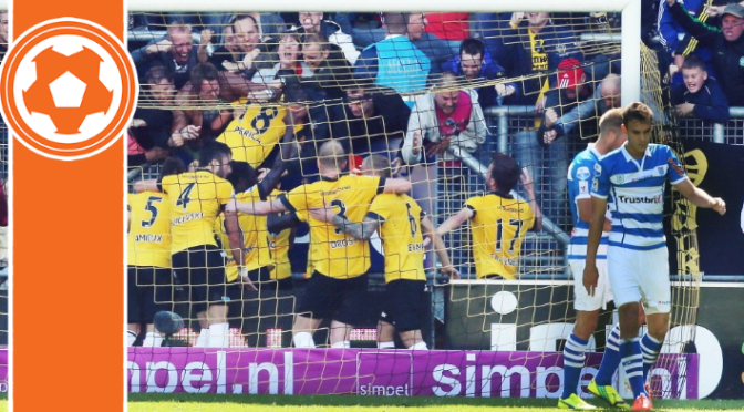 EREDIVISIE: NAC Breda 3-1 PEC Zwolle