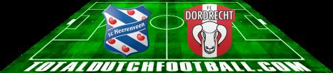 Heerenveen-Dordrecht