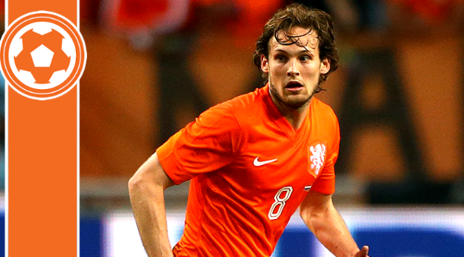 Daley Blind confirmed as Manchester United player
