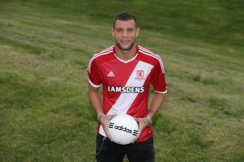 140901 - Yanic Wildschut - Middlesbrough