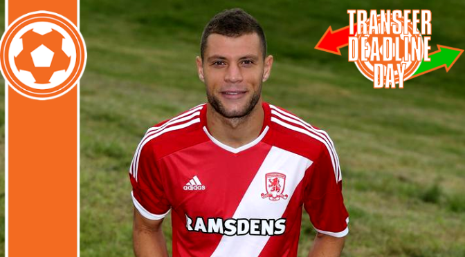 Who is Middlesbrough's new signing – Yanic Wildschut?