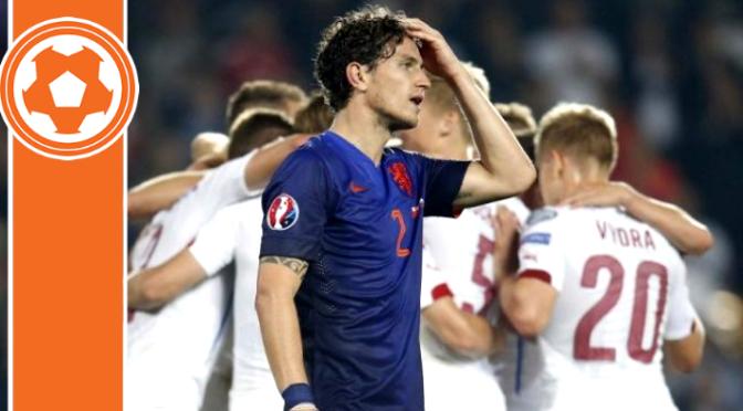EURO 2016 QUALIFIER: Czech Rep 2-1 Netherlands