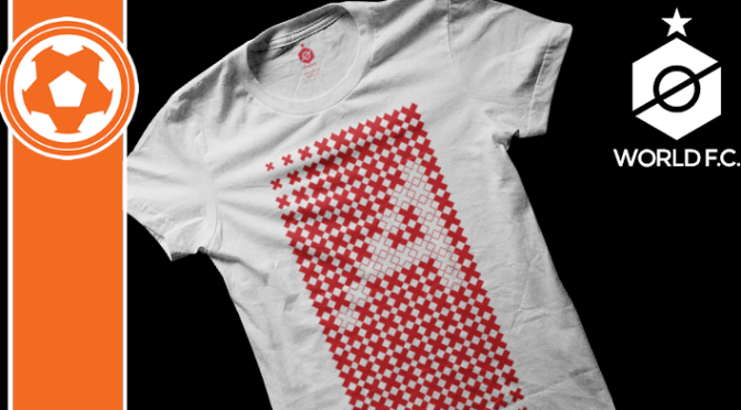 COMPETITION: Win this Ajax t-shirt @WORLD FC