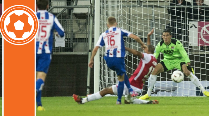 EREDIVISIE: AZ Alkmaar 0-1 Heerenveen