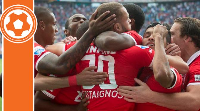 EREDIVISIE: FC Twente 2-1 Go Ahead Eagles