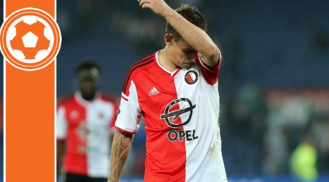 EREDIVISIE: Feyenoord 1-2 Willem II