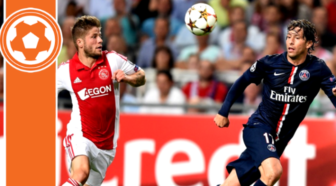 CHAMPIONS LEAGUE: Ajax 1 – 1 Paris Saint-Germain