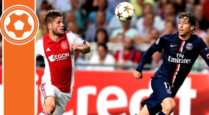 CHAMPIONS LEAGUE: Ajax 1 – 1 Paris Saint-Germain