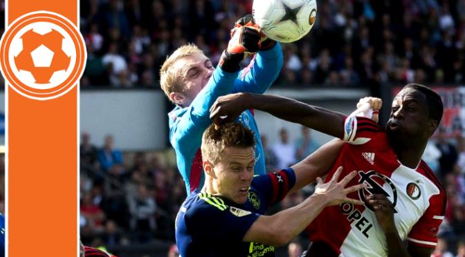 EREDIVISIE: Feyenoord 0-1 Ajax
