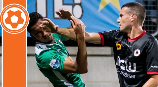 EREDIVISIE: Excelsior 1-1 FC Dordrecht