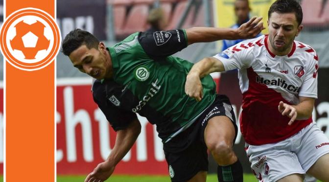 EREDIVISIE: FC Utrecht 1-0 FC Groningen