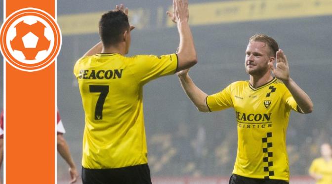 Eerste Divisie Week 7 Round-up