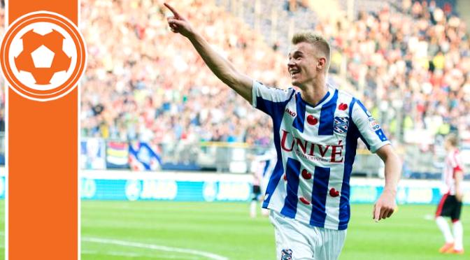 EREDIVISIE: Heerenveen 1-0 PSV