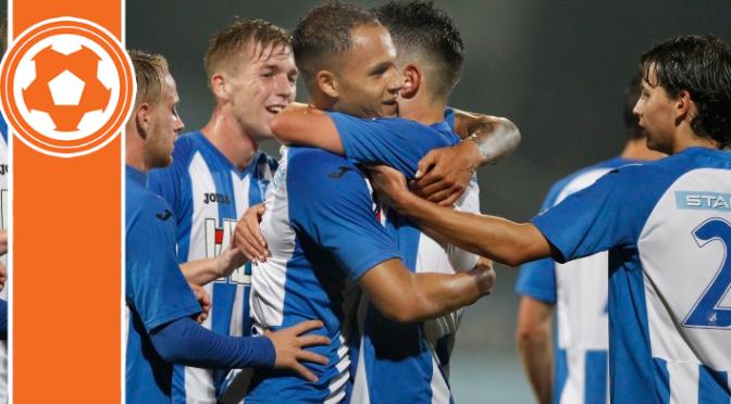 Eerste Divisie Week 8 Round-up