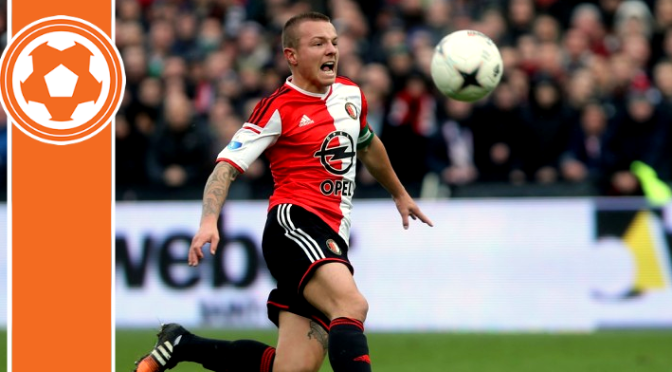 Where does the future lie for Jordy Clasie?